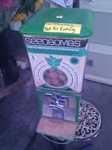 Seedbombsautomat